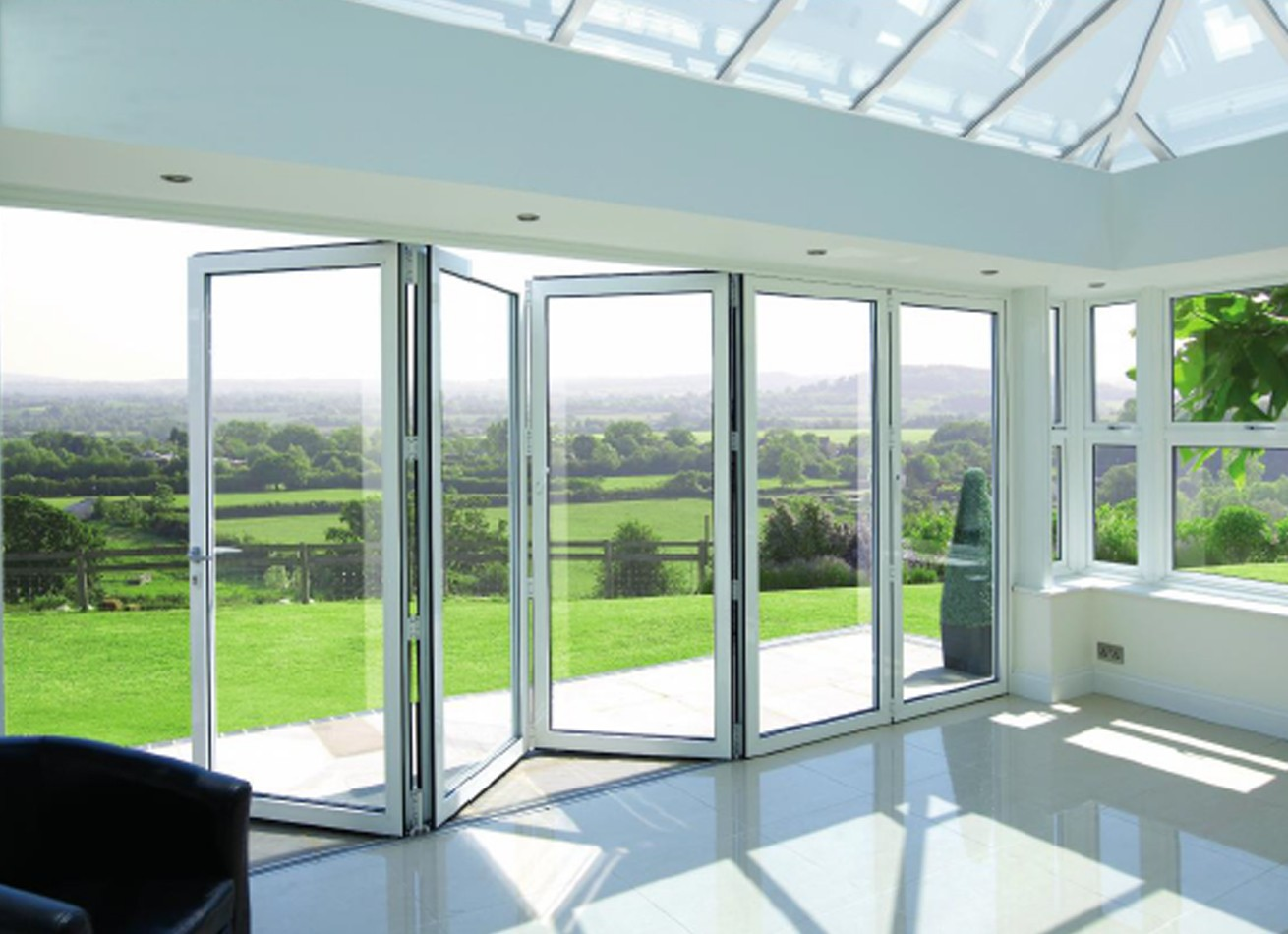 Aluminium Bifold Doors Elite Windows Conservatories